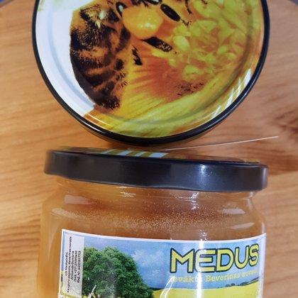 Arī medus Bodē ir:)
